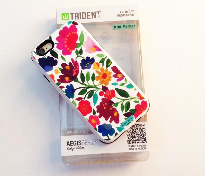 Trident Case & Kim Parker designs