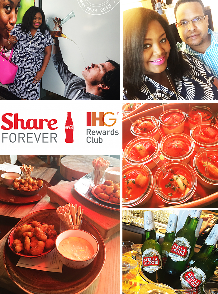IHG Rewards Club Share Forever