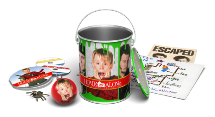 Home Alone 25th Anniversary Collectors Edition gift set