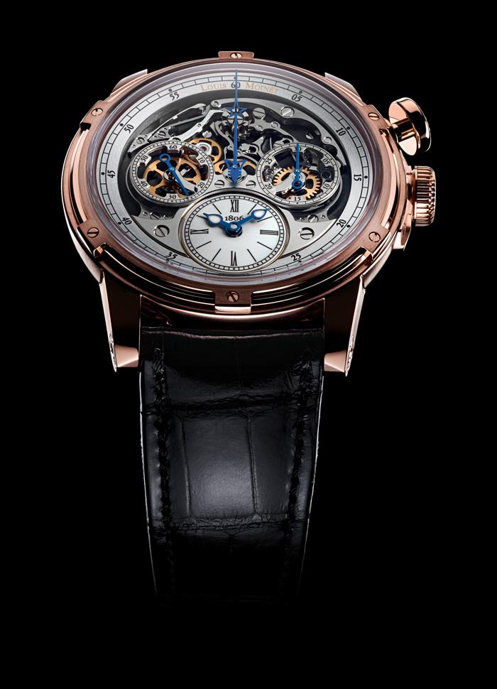 Louis Moinet Memoris watch timepiece