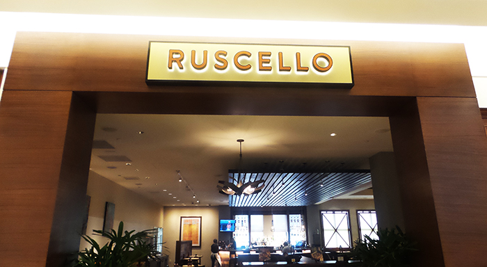 Ruscello at Nordstrom Perimeter Mall