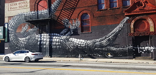 Atlanta-mural-street-art-upside-down-alligator-1