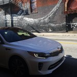 2016 Kia Optima: A Work of Art