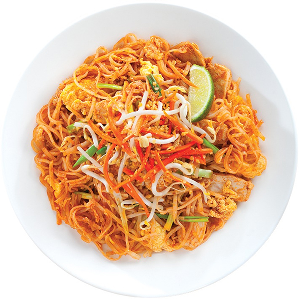 Tin Drum Asiacafe Pad Thai