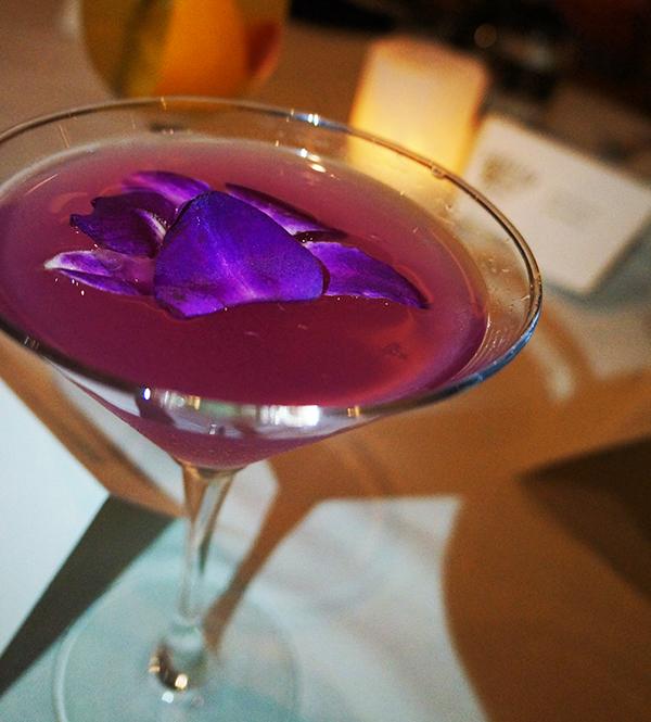 Orchid Martini Bonefish Grill