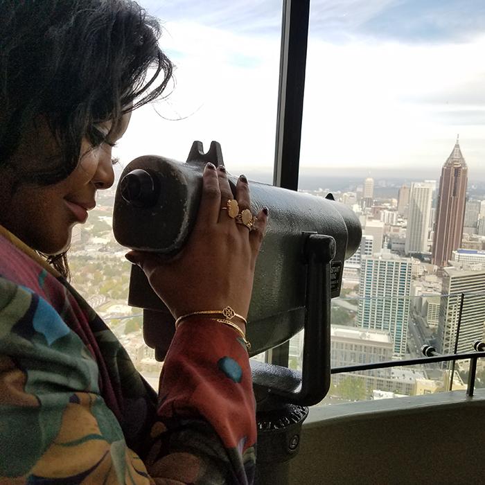 Sun Dial Westin Atlanta