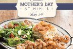 Mimi's Cafe Mother's Day menu