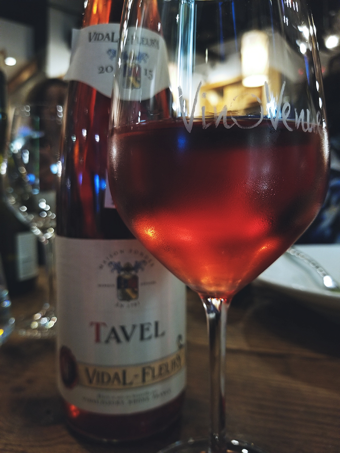 Tavel Vidal-Fleury (Rosé)
