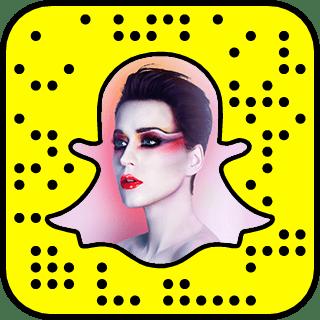 Katy Perry Snapchat