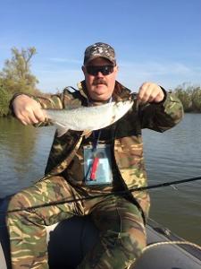 Рыбалка на реке Кубань в Краснодарском крае под Анапой ...