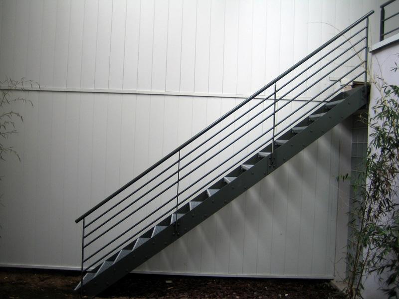 Escalier Mtallique Paris