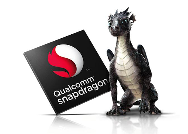 Snapdragon-Chip-with-Dragon