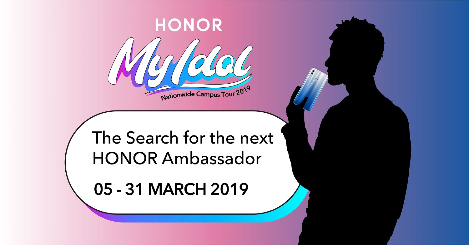 HONOR My Idol 2019