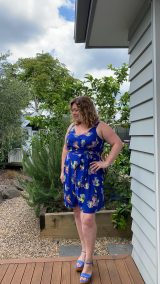 Zadie Jumpsuit and Ogden Cami Hack - final results - oh sew fearless