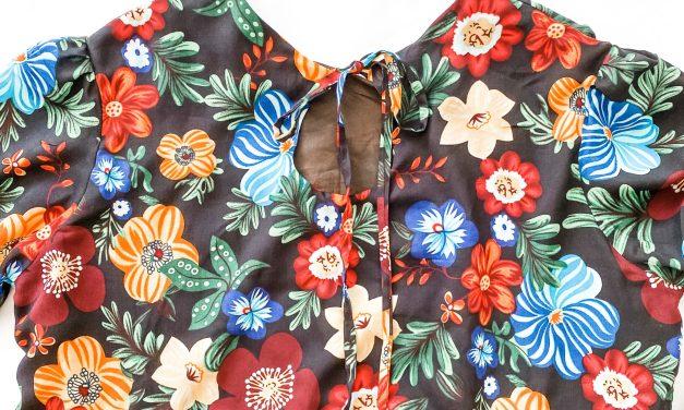 Make: Sudley Dress by Megan Nielsen