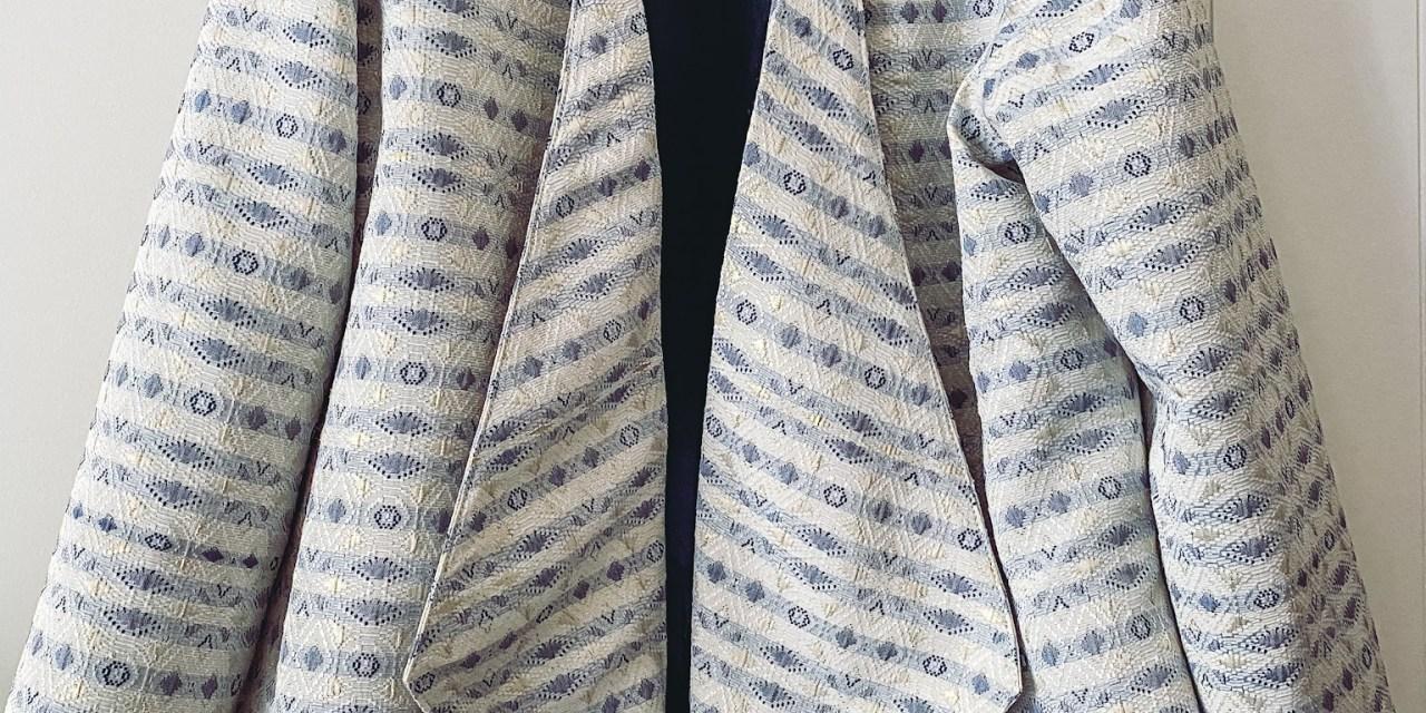 Pattern Review – The Sur Mon 31 Jacket by Chut Charlotte