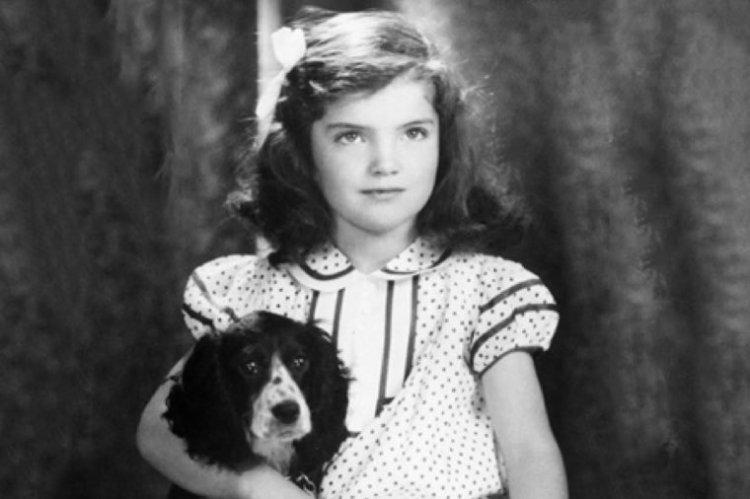 Jackie Bouvier child