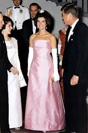 Jackie Kennedy style tips evening wear