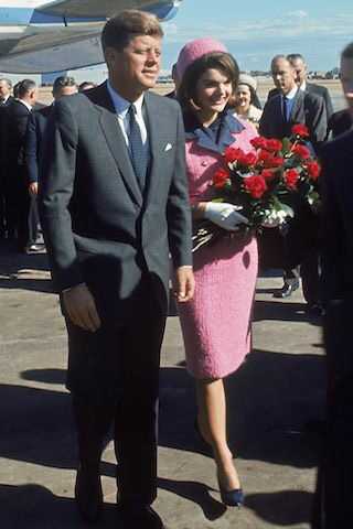 Jackie Kennedy style tips pink Chanel suit