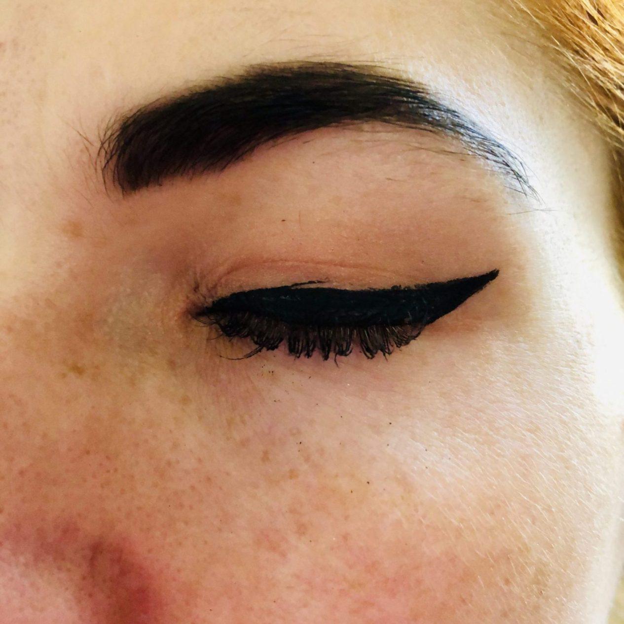 Cat eye make up tutorial