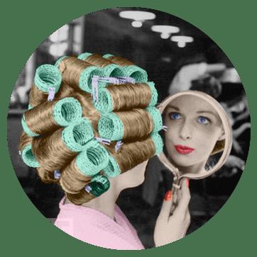 Vintage Hair and Makeup Tutorials