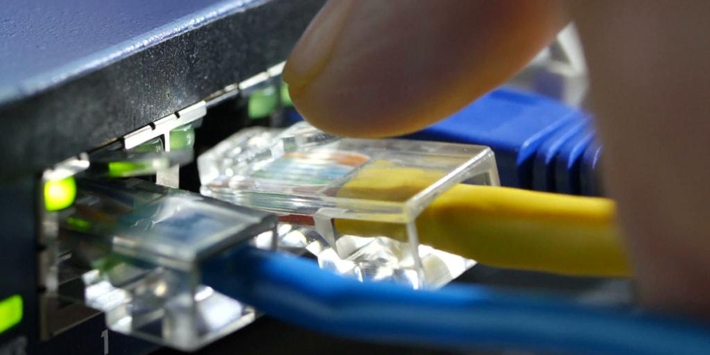 Lightning Fast Broadband in London