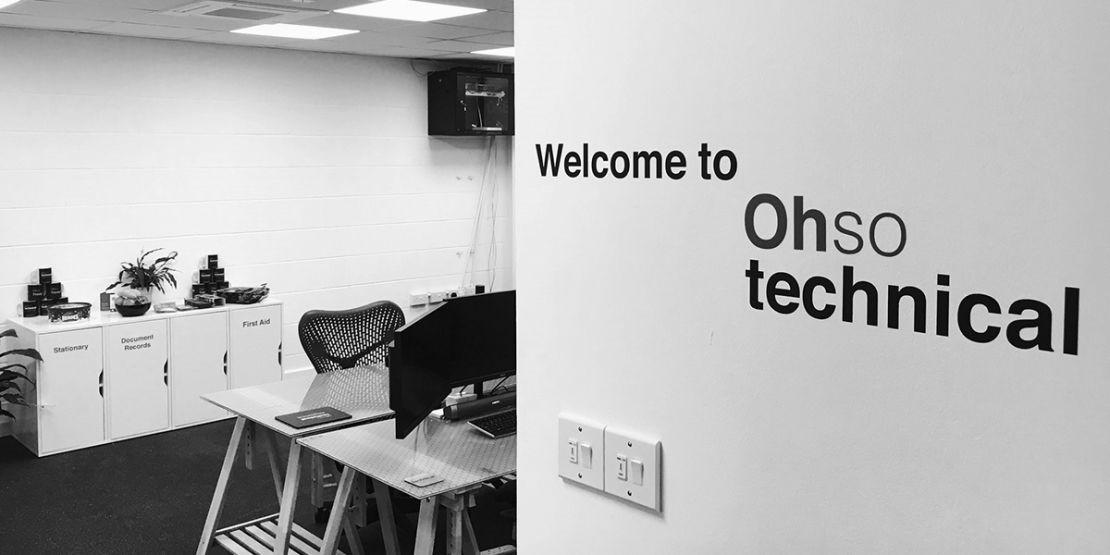 OhSo Technical IT Support office