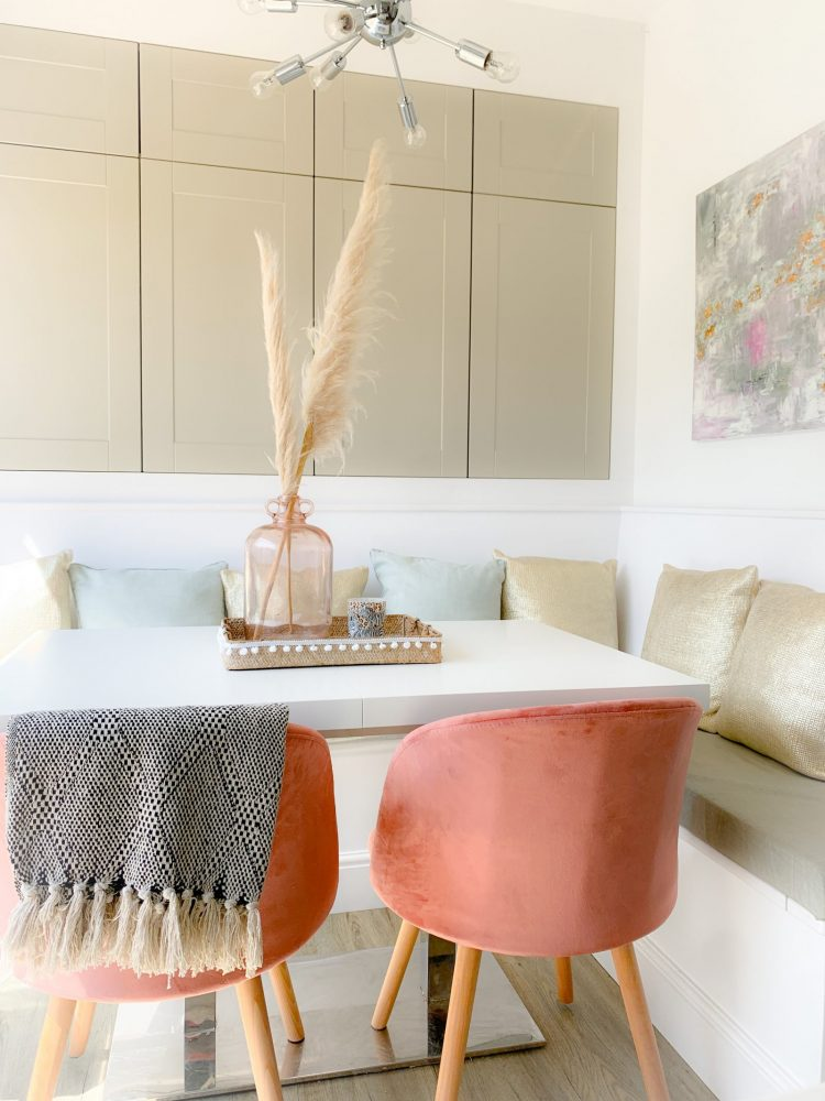 Adding much needed colour to your home