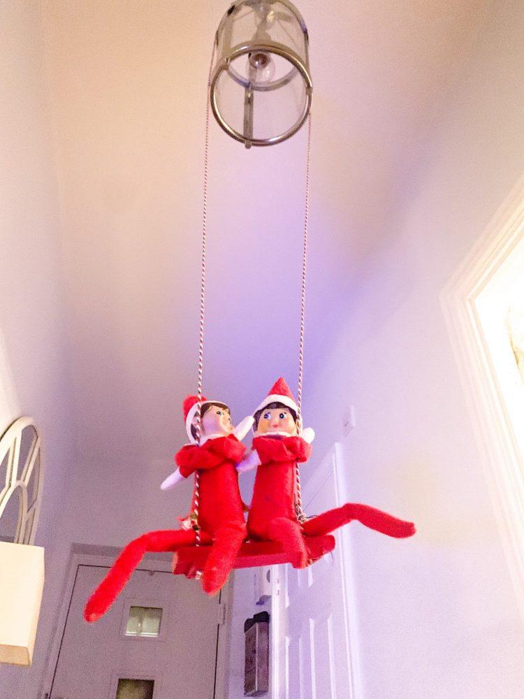 20 Easy Elf on the Shelf Ideas
