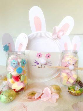 DIY Easter treat holders