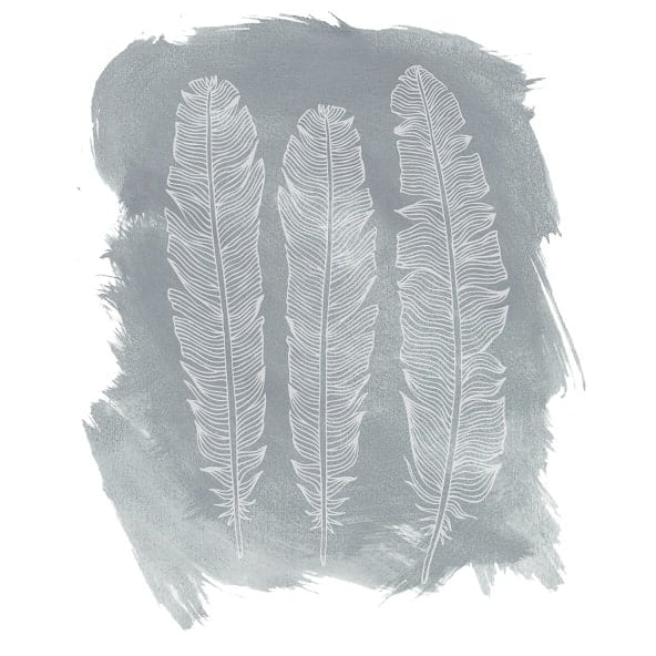 FREEBIES  // FEATHER PRINTABLES