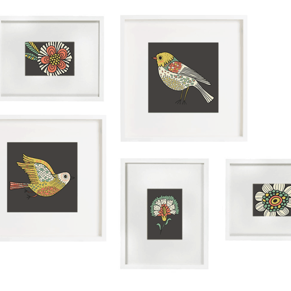FREEBIES  //  FOR THE BIRDS
