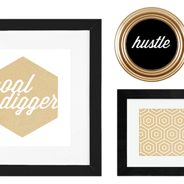 FREEBIES  //  GALLERY PRINTABLES + MY WORDS FOR 2015