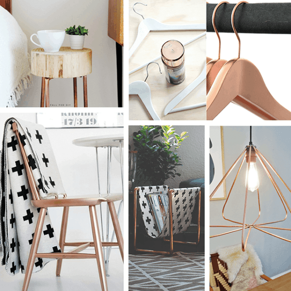 DIY LOVE // COPPER EVERYTHING