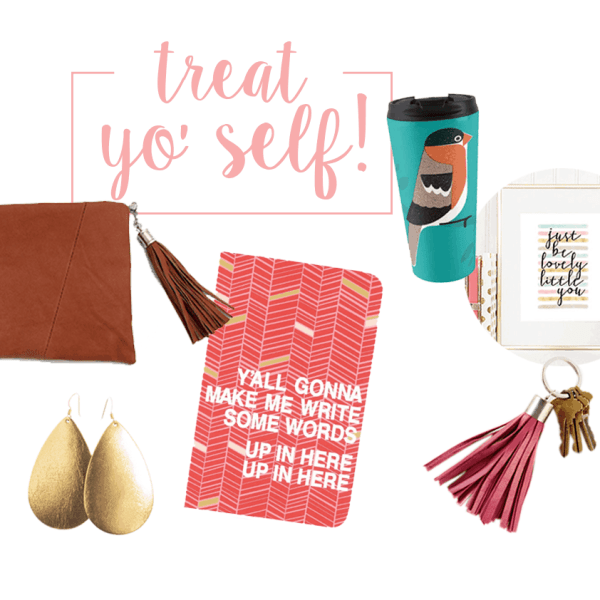 VALENTINE'S DAY // TREAT YO'SELF GIFT GUIDE