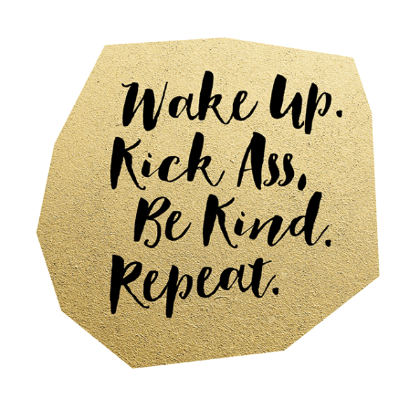 FREEBIE  //  WAKE UP. BE KIND.