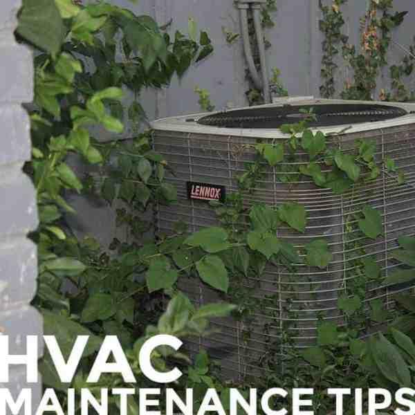 ADULTING  //  HVAC MAINTENANCE TIPS