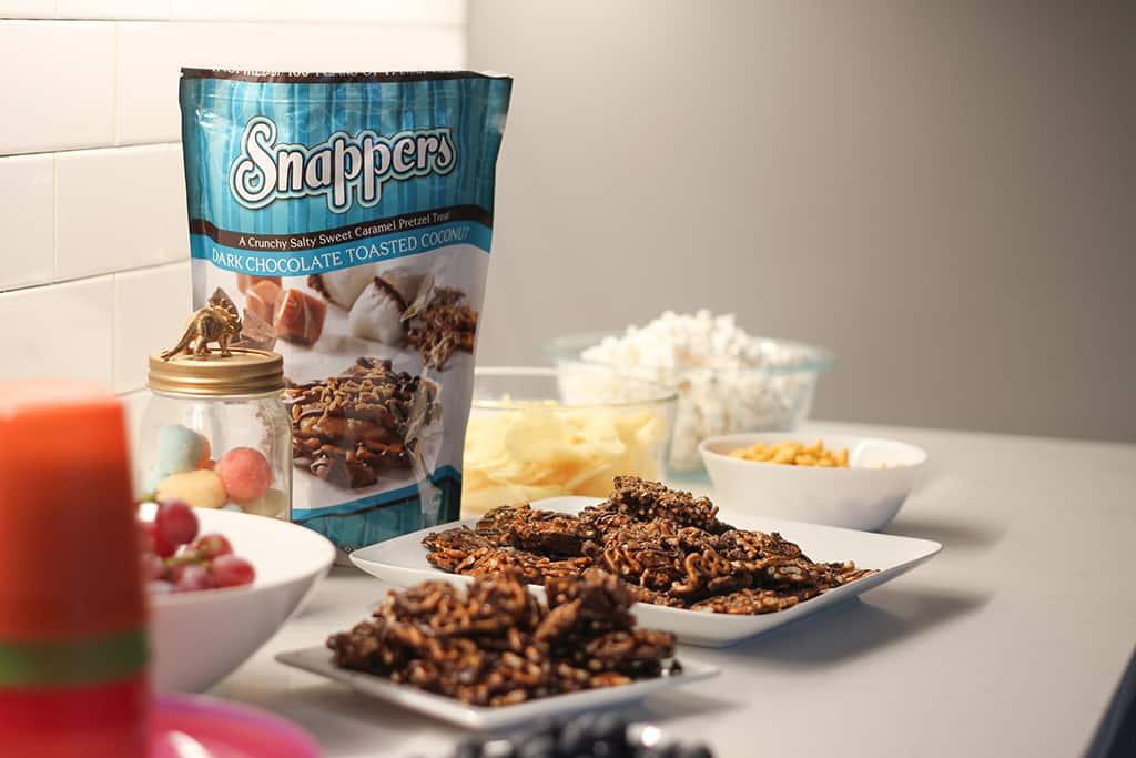 Sweet Snappers Snacks playdate