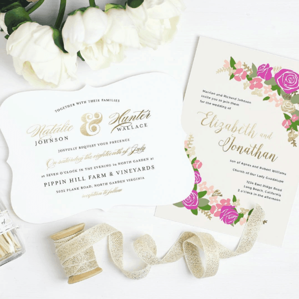 PRODUCT LOVE  //  BASIC INVITE STATIONERY SHOP