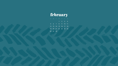 FREE February 2017 Tech Wallpapers