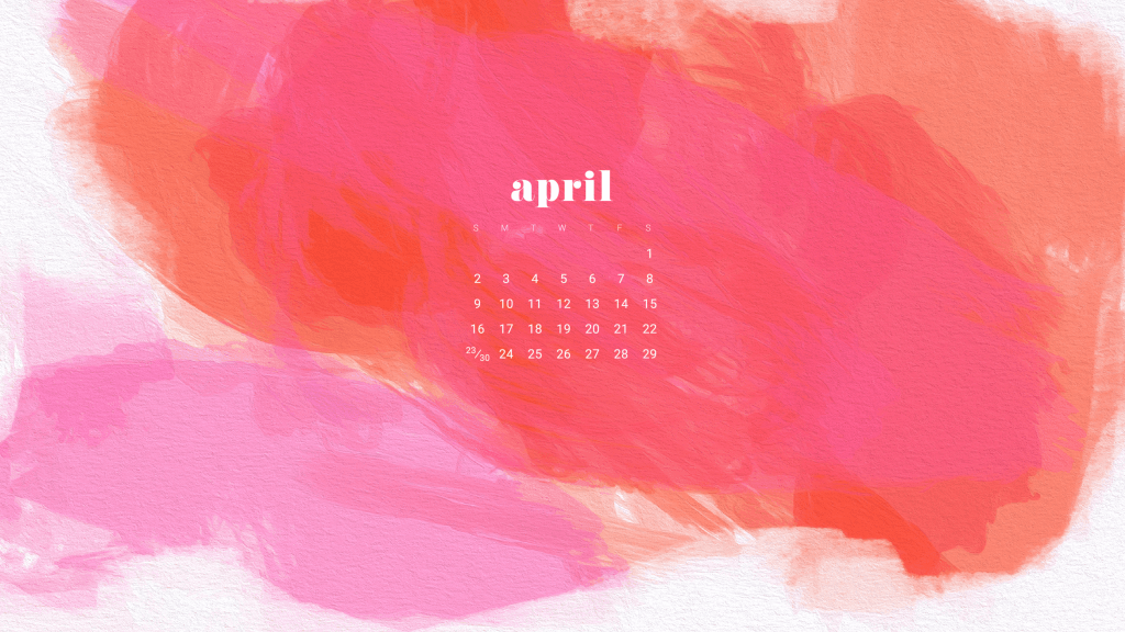 Free April tech wallpapers - download yours today!