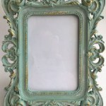 Azure Picture frame