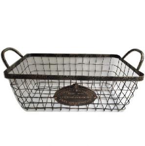 Black Wire Basket