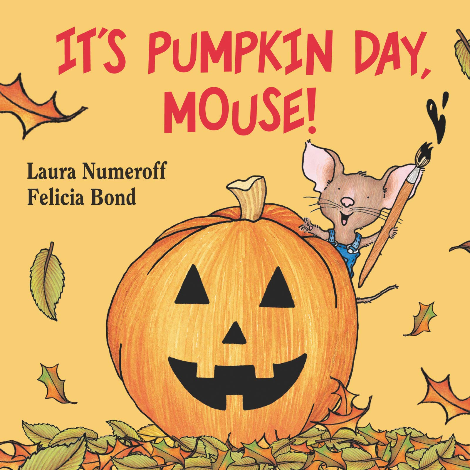 It S Pumpkin Day Mouse