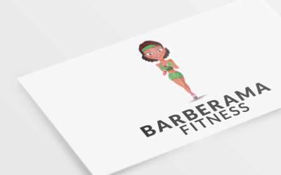 Logo design – Barberama Fitness