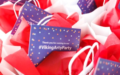 Viking Arty Party in Manchester