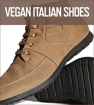 Italian Vegan Shoes