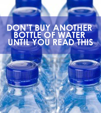 Don't Buy Another Bottle Of Water Until You Read This Article