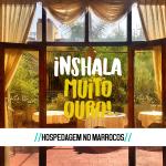 Hospedagem no Marrocos: Não são hostels, são riads.