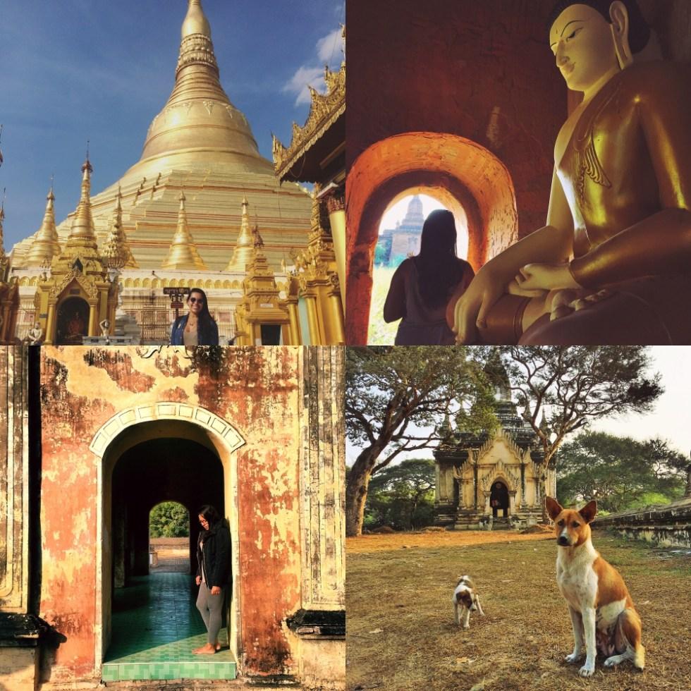 Mochilão Sudeste Asiático Myanmar
